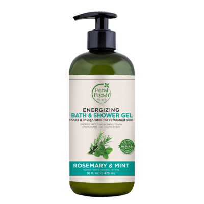 Rosemary & Mint Bath & Shower Gel