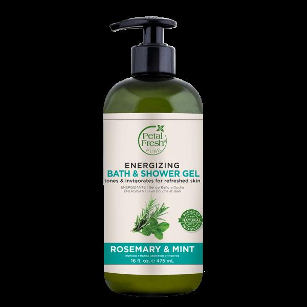 Rosemary & Mint Bath & Shower Gel