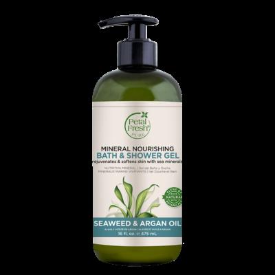 Seaweed & Argan Oil Bath & Shower Gel