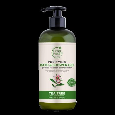 Tea Tree Bath & Shower Gel