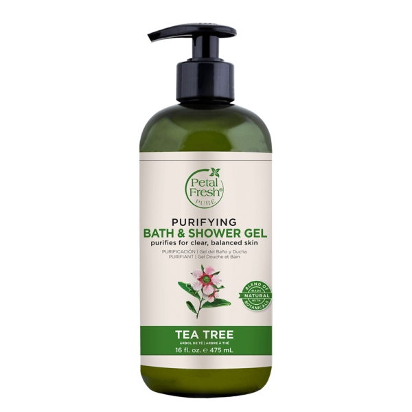 Tea Tree Bath & Shower Gel