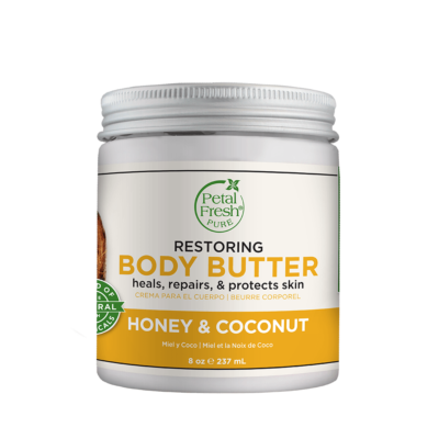Honey & Coconut Oil Body Butter