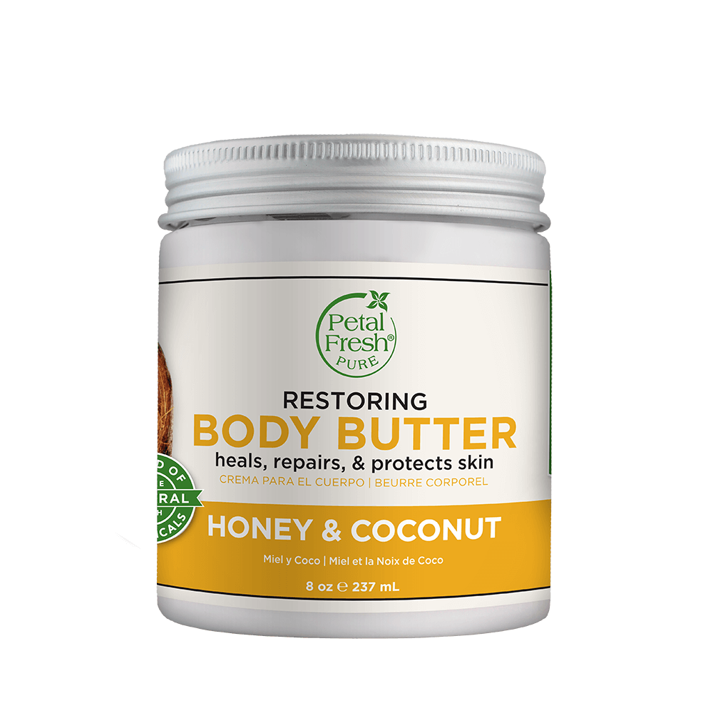 Honey & Coconut Oil Body Butter (Restoring)