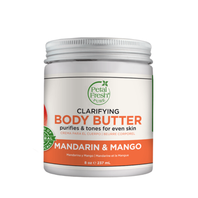 Mandarin & Mango Body Butter